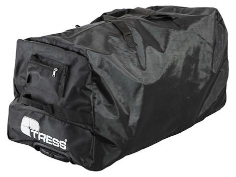 Populära Trolley Tress sportbag med hjul svart - köp här! DI-59