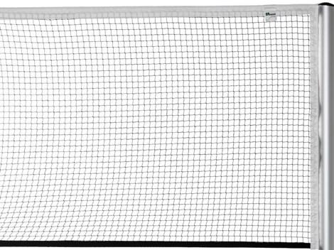 Badmintonnet t/netspor, Netspor Ø 8 mm. Badmintonnet