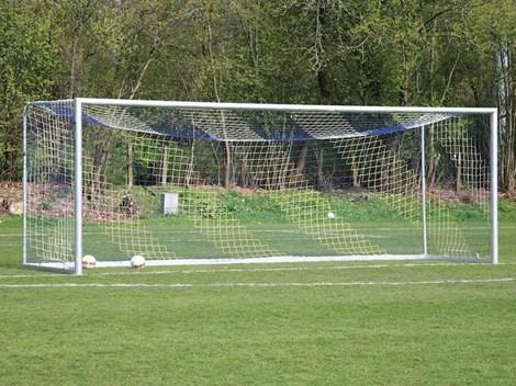 Fotbollsmål 11-manna Arena - helsvetsat mål - köp här! 4698c3e51b0df
