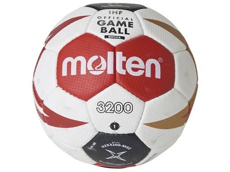 Moderne Håndbold lilleput Molten 3200 VM 2019 FE-46