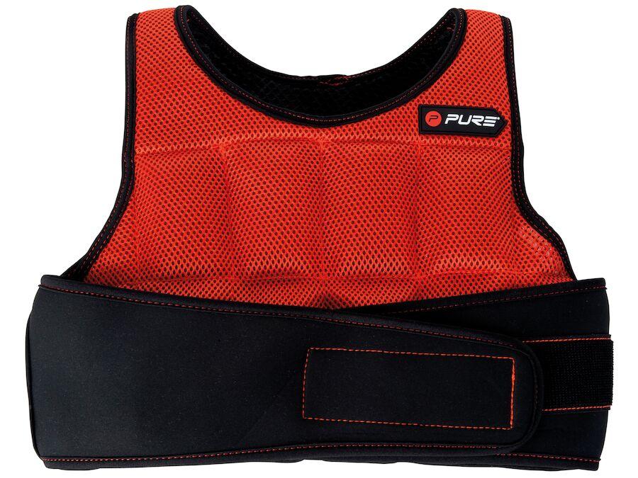 Vægtvest PURE - Vægtvest til træning - Vest med 4,5 kg. - Køb her