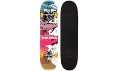 Skateboard Black Dragon