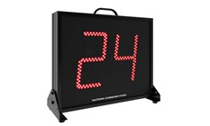 24 sek. shot clocks basketball
