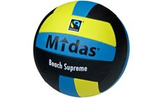Beachvolleyboll Midas Supreme fairtrade